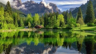 La Val Canali in Primiero Trentino: <br>Perla delle Dolomiti Unesco