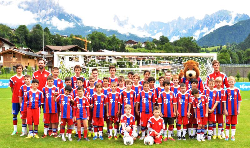 FCB KidsClub Junior Camp
