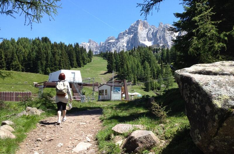 L'incanto delle Dolomiti