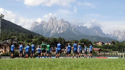 Il ritiro 2022 Hellas Verona torna in Primiero Trentino