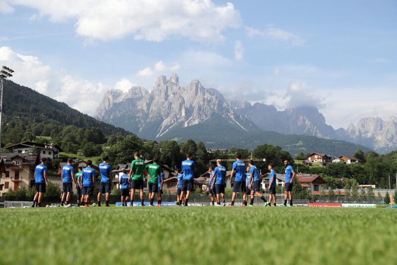 Amici dell'Hellas Ritiro Hellas Verona - Primiero Trentino