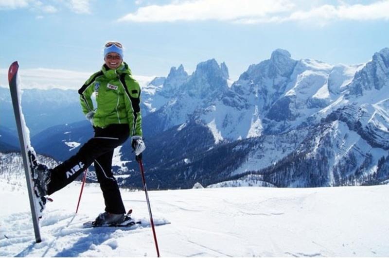 Dolomiti Ski S.Mart - La Magia dello Sci
