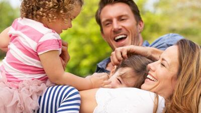 In vacanza con mamma, papà e una simpatica volpe!
