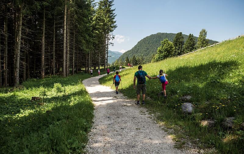 La Settimana del Benessere Alpino Estate