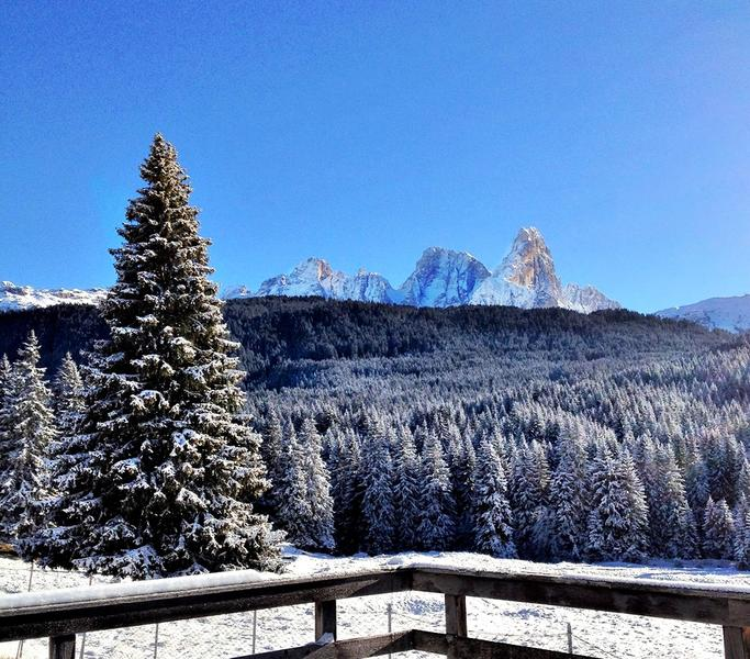 Epifania sulla neve Trentina