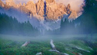 La Val Venegia in Trentino Dolomiti