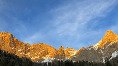 Weekend Romantico in Trentino